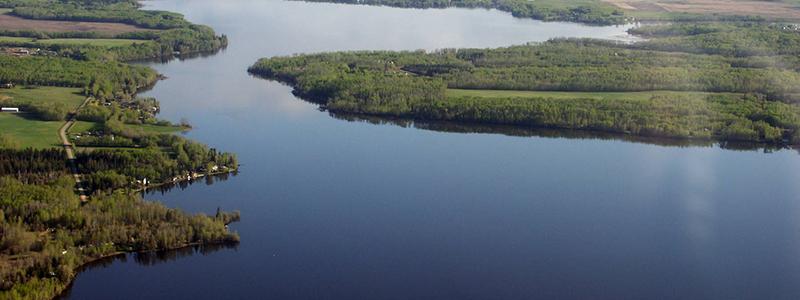 Baptiste Lake 800