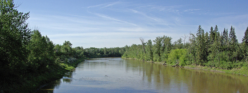 Pembina River
